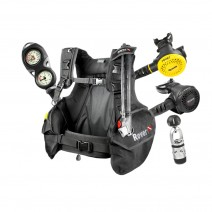 Paket Scuba Mares Rover - Made In Italy -
