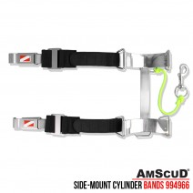 AMSCUD SIDE-MOUNT CYLINDER BAND