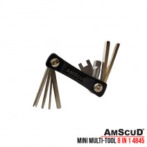 AMSCUD MINI MULTI TOOL 8 IN 1 TL05