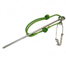 SHORT POINTER WITH LINE + CARABINER