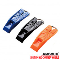 SPLIT FIN SHAPE WHISTLE AMSCUD