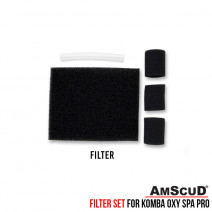 AmScuD Filter Oxygen Set For OXY SPA PRO – O2-FILTER