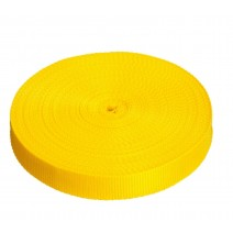 BELT ONLY IN ROLL (45,7MM) YELLOW
