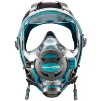 OCEAN REEF MASK NEPTUNE SPACE G-DIVER EMERALD