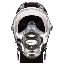 OCEAN REEF MASK NEPTUNE SPACE G-DIVER WHITE