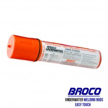 Broco® 1/8 inch EasyTouch® Economy Underwater Welding Electrodes 8 lb