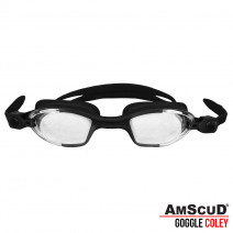 GOOGLES AMSCUD COLEY BLACK SILICONE