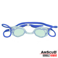 GOOGLES AMSCUD HAWAI BLUE SILICONE