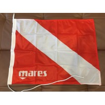 AMSCUD DIVE FLAG WITH STIFFENER