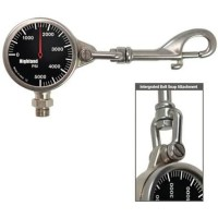 HIGHLAND TECHNICAL PRESSURE GAUGE SNAP ON (PSI)