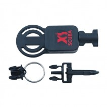 XS SCUBA HOSE MOUNT RETRACTOR CL-16