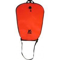 XS SCUBA DELUX LIFT BAG 50 LBS ORANGE