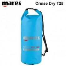 MARES BAG CRUISE DRY T25 CLEAR-BLUE