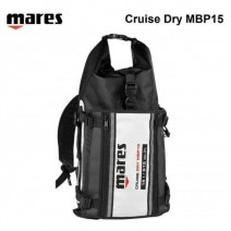 MARES BAG CRUISE DRY MBP 15 BKWH