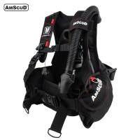 BCD AMSCUD RAPTOR V2.0 BLACK/RED