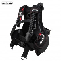 BCD AMSCUD RAPTOR V2.0 BLACK/RED