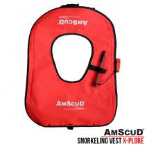 AmScuD Snorkling Vest X-Plore