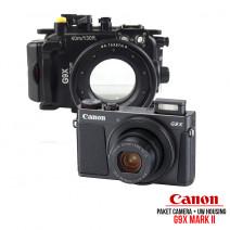 CAMERA CANON POWERSHOT G9X MARK II + UW HOUSING SeaGlove®