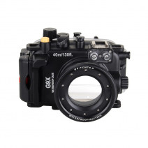 SeaGlove CANON G9X Underwater Housing 40M With SURE-LOCK + WET-ALERT