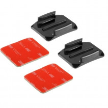 CURVED SURFACE ADHESIVE MOUNTS