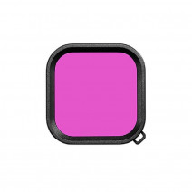 RED FILTER FOR GO PRO HERO 5/6/7 BLK-PURPLE
