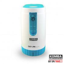 KOMBA OXY SPA TRAVEL V2 Oxygen Concentrator FULL-SET – Pure Oxygen up to 93% Generator 1-5L/min