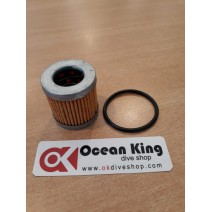 SPAREPART COMPRESSOR COLTRI 2C KIT OIL FILTER FOR MCH-36