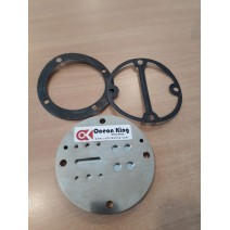 SPAREPART COMPRESSOR COLTRI 1ST STAGE CYLINDER HEAD 88MM