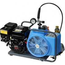 COMPRESSOR BAUER JUNIOR II BENSIN B-100 ELECTRIC (100 LITER PER MENIT)