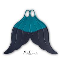 Mahina Mermaid Adults Fin - Rubber Monofins