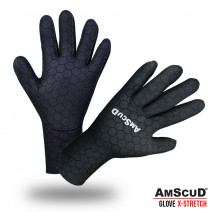 Glove AmScuD X-Stretch 3.5mm