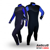 AmScuD Wetsuit X-Admiral