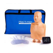 PRACTI-MAN PLUS CPR Training Manikin *MADE IN SPAIN*