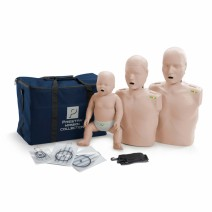PRESTAN PROFESSIONAL FAMILY ( ADULT, CHILD, INFANT) CPR AED TRAINING  MANIKIN WITH MONITOR