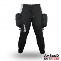 LONG PANTS AMSCUD NEOPRENE SERVIO 3.5MM