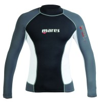 THERMO GUARD LONG SLEEVE 0.5MM BLACK FOR MAN