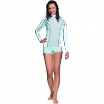 RASHGUARD MARES LONG SLEEVE SHE DIVE - GREY