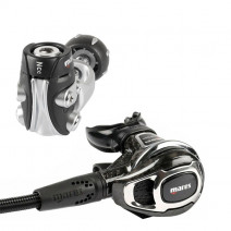 CLEARANCE SALE PACKAGE REGULATOR CARBON 52X ( INCLUDED OCTOPUS + SPG  )