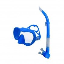 PAKET COMBOSET MASK + SNORKEL MARES TROPICAL - DIVING/SNORKLING