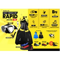 AMSCUD PACKAGE RAPID TRES