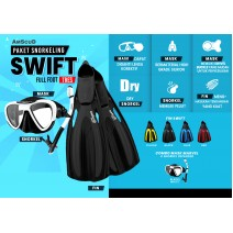 AMSCUD PACKAGE SWIFT TRES