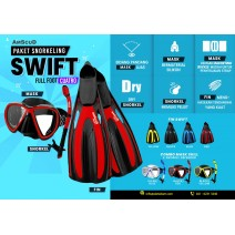 AMSCUD PACKAGE SWIFT CUATTRO