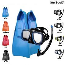 Paket Snorkling AmScuD Full Foot Fast Force