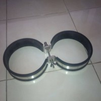 AMSCUD DOUBLE BAND FOR SCUBA TANK CYLINDER
