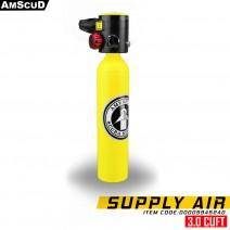 AmScuD Pony Bottle 3 Cuft Scuba Tank Emergency Supply Backup Tank 994524 – Your Next Breath